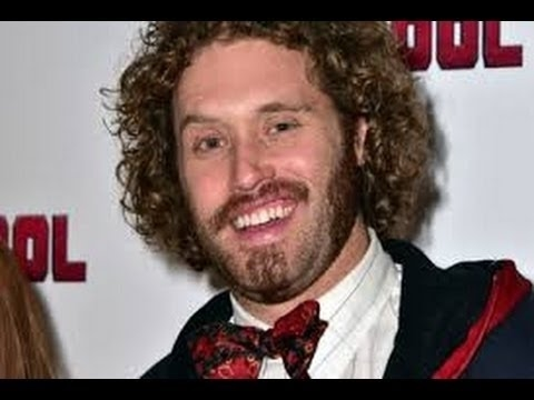 T.J Miller Newest 2016 (Stand up comedy)