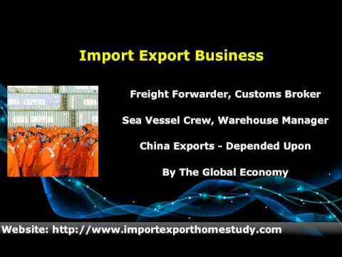 Great New Business Ideas: Sell Import Export Goods