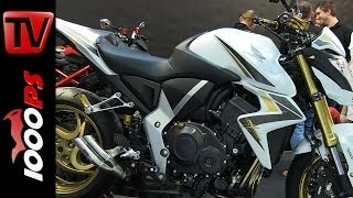 9. Rizoma Honda CB 1000 R Extreme 2014