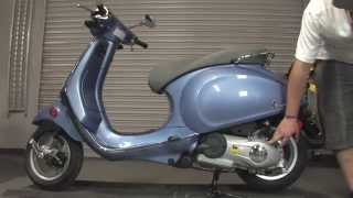 6. 2015 Vespa Primavera 150 Review