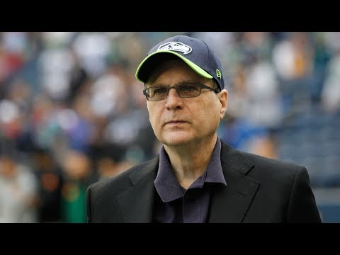 Paul Allen, Microsoft co-founder, Seattle Seahawks owner dead at 65