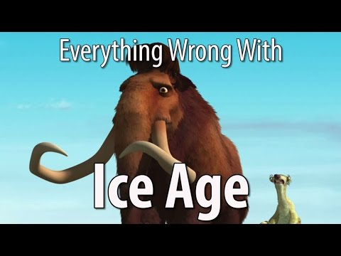 Everything Wrong With Ice Age