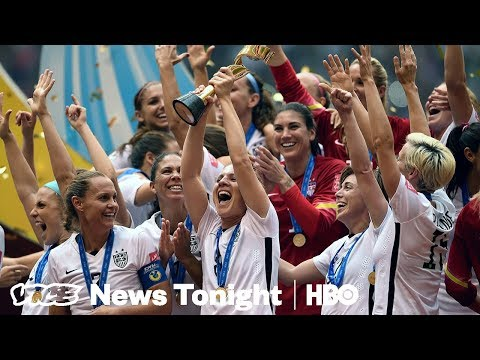 These Are The U.S Women's Soccer Players Fighting For Equal Pay (HBO)