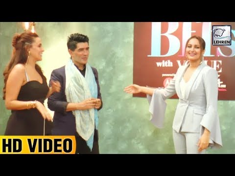 Neha Dhupia's HILARIOUS Interview With Sonakshi Si