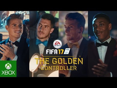 Xbox Commercial for FIFA 17, and Xbox One S (2016 - 2017) (Television Commercial)