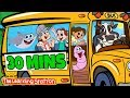 Baby Shark Song ♫ Best Kids Brain Breaks, Action Songs Playlist ♫ Kids Songs ♫ The Learning Station