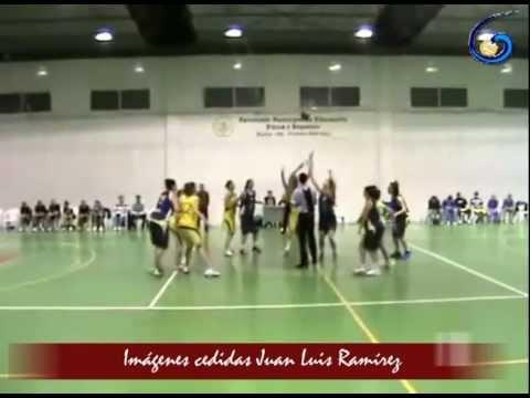 Clínicas Girme Gymnástica se impone en Coria en un homenaje al baloncesto