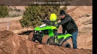 9. 2019 Kawasaki KFX90 Sport Utility