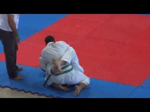 Campeonato Jiu Jitsu Pão de Açucar 20.10.2013 ( Categoria 75kg Abaixo ) (02) (видео)