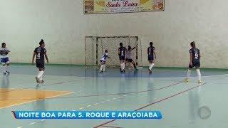 Copa Record: São Roque e Araçoiaba vencem disputas em Sorocaba