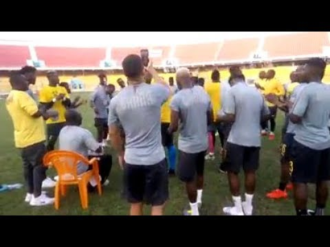 AMAZING SCENES BEFORE GHANA VS KENYA MATCH AFCON 2019 QUALIFIERS