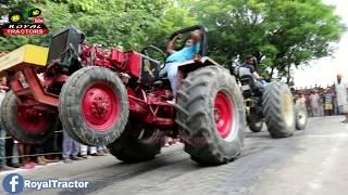 ऐसा मैच नहीं देखा होगा Mahindra 475 Vs New Holland 3630 Tractor Tochan