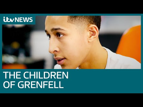 Grenfell Uncovered: Hundreds of children treated for trauma after Grenfell fire | ITV News