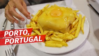 No Trip to Porto, Portugal Is Complete without the Francesinha Sandwich — Travel, Eat, Repeat by Eater