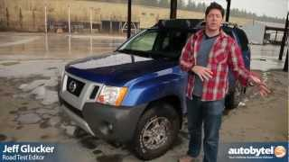 2012 Nissan Xterra PRO-4X Off-Road Test Drive&SUV Video Review