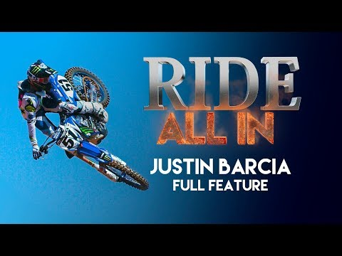 Justin Barcia Full Feature // RIDE ALL IN THE MOVIE