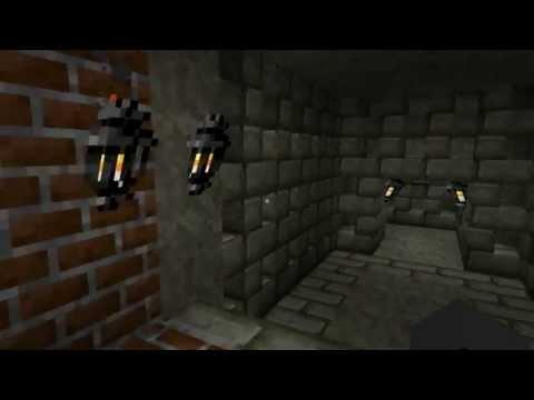 Minecraft Secret Base