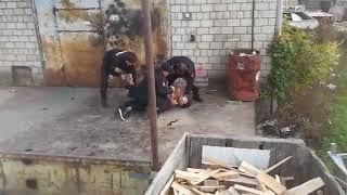 Sam nie wierzył co odj*bał! Pijany Seba na dachu kontra 6 policjantów!