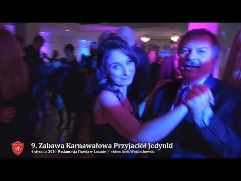 Wideo1: 9. Zabawa Karnawałowa Przyjaciół Jedynki 2020