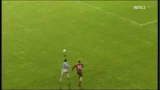 Geir Frigards Traumtor gegen Juventus