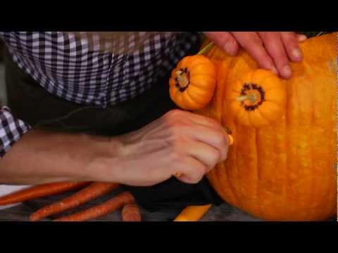 Creative Ideas for Pumpkin Decorating | At Home With P. Allen Smith