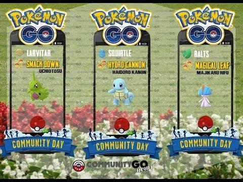 【Pokemon GO : 精靈寶可夢GO】8月社群日色違拉魯拉絲與新阿羅拉寶可夢雷丘!