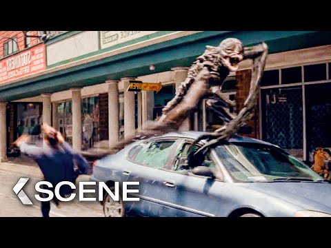 The Monsters Attack Extended Scene - A QUIET PLACE 2 (2021)