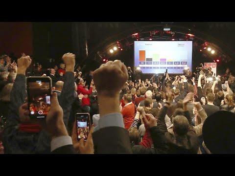 Hamburg: SPD und Grüne deutlich vorn - CDU, FDP und A ...