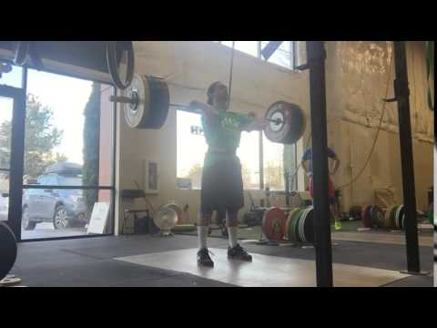 Harrison Maurus 182 CJ Attempt