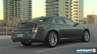 2012 Chrysler 300 Test Drive&Car Review