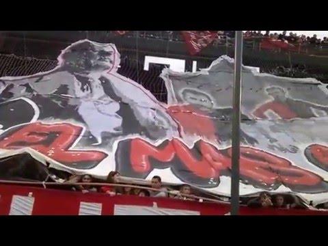 Newells - Racing 2015 El Mejor Telon de Argentina - La Hinchada Más Popular - Newell's Old Boys