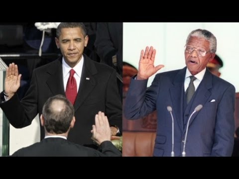 Impact - After news of Nelson Mandela's death, President Obama said Mandela