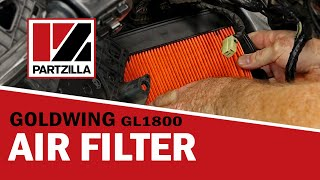 2. Goldwing Air Filter Replacement | Partzilla.com