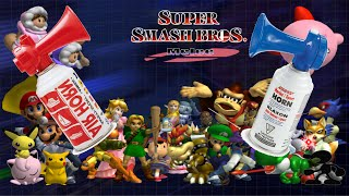 [Airhorn] Super Smash Bros Melee – Final Destination