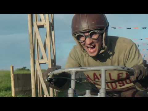 Racing's New Star - Harley And The Davidsons