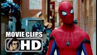 Video SPIDER-MAN: HOMECOMING - 5 Movie Clips + Trailer (2017) Tom Holland Marvel Superhero Movie HD MP3, 3GP, MP4, WEBM, AVI, FLV Mei 2019