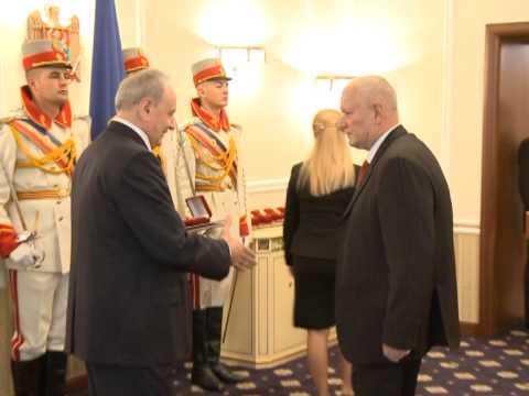 Președintele Nicolae Timofti a acordat distincţii de stat unui grup de cetățeni