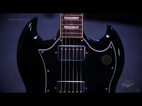 Gibson SG Standard 2016 T Ebony