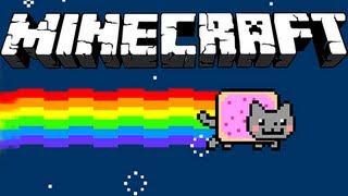 Video Minecraft : Nyan Cat Mod in Minecraft!! MP3, 3GP, MP4, WEBM, AVI, FLV Desember 2017