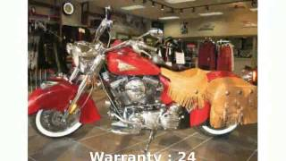 5. 2009 Indian Chief Roadmaster Walkaround