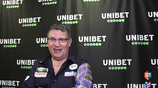 "Gary Anderson on beating Rob Cross in Dublin: ""My doubles were absolutely rotten"""