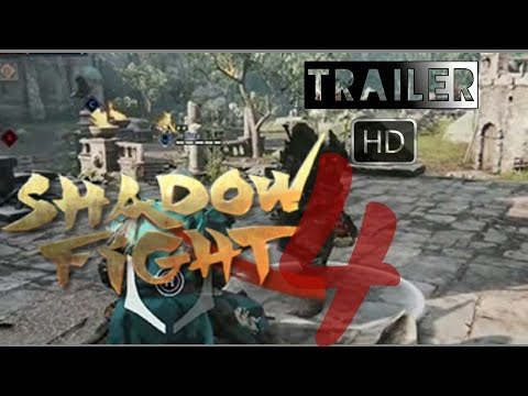 Shadow Fight 4 Trailer || Official Game by Nekki || Fall 2019