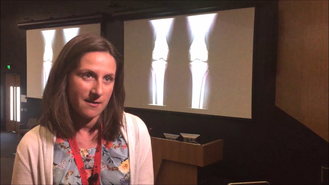 Watch video: Dr Dawn Aitken, Osteoarthritis Researcher