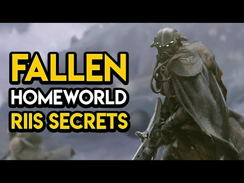 Destiny 2 - THIS IS WHAT HAPPENED TO THE FALLEN HOMEWORLD!