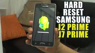 Explicación detallada de como hacer el hard reset a un Samsung Galaxy J2 Prime G532 / Detailed explanation of how to do the hard reset to a Samsung Galaxy J2 Prime G532.