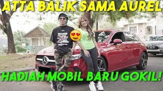 Video ATTA Balik sama AUREL! Hadiah Mobil baru AUREL di review! MP3, 3GP, MP4, WEBM, AVI, FLV September 2019