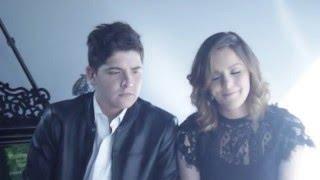 Para Estar Contigo - PAU Y DAVO - Sueño de Amor (Video Lyric)
