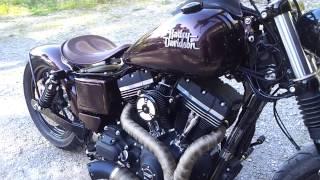 1. 2014 Harley Davidson FXDB Dyna Street Bob