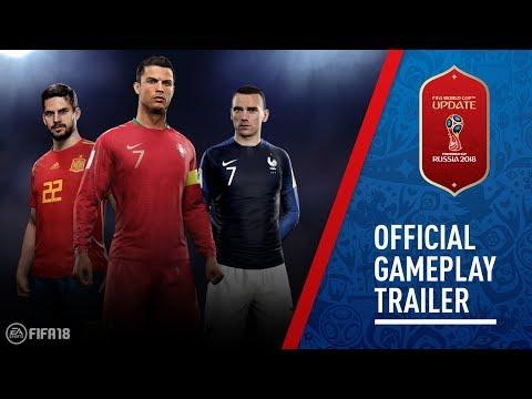 Купить FIFA 18