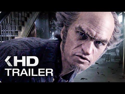 A SERIES OF UNFORTUNATE EVENTS Season 2 Teaser Trailer (2017) Netflix